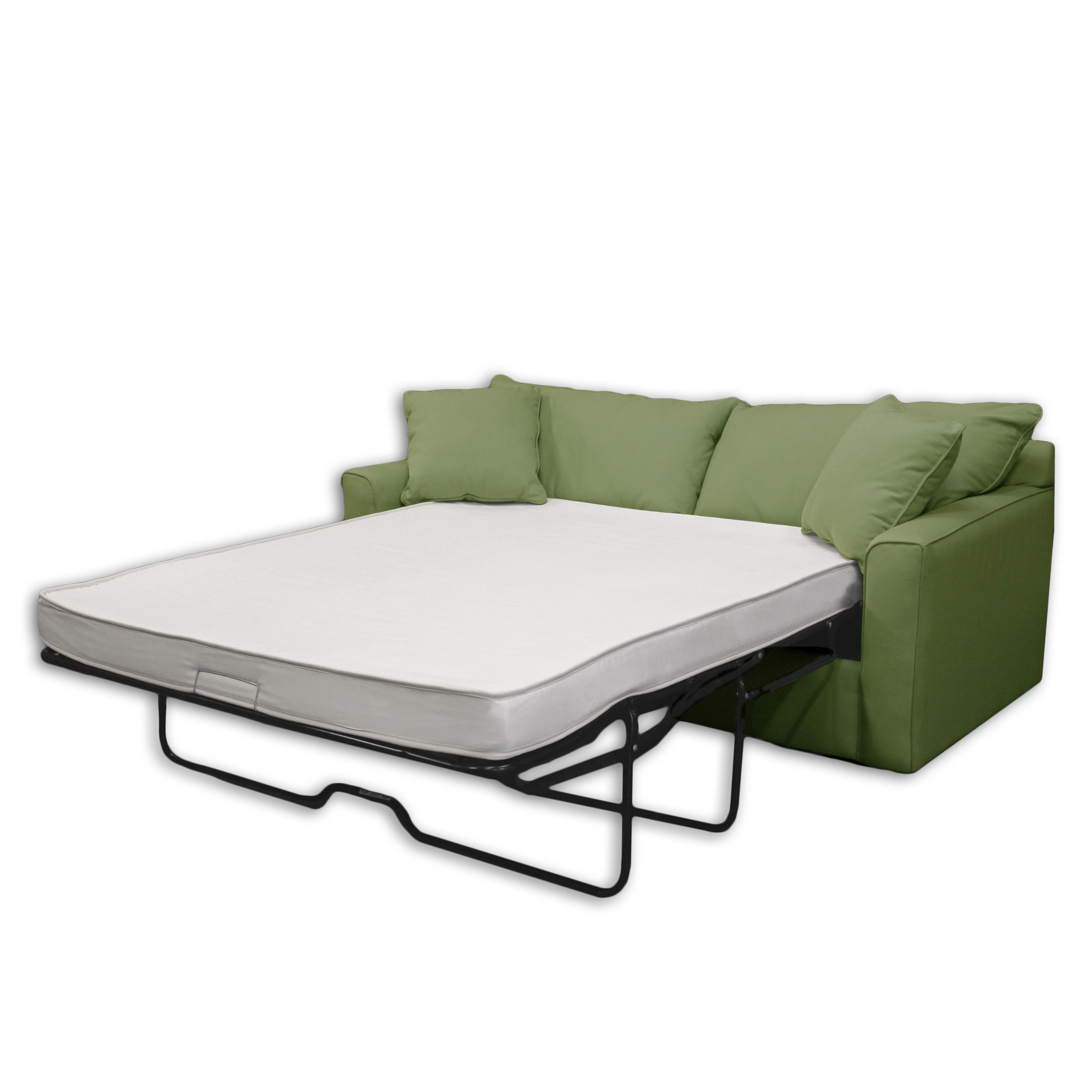 Select Luxury Flippable 4 inch Queen size Foam Sofa Bed Sleeper