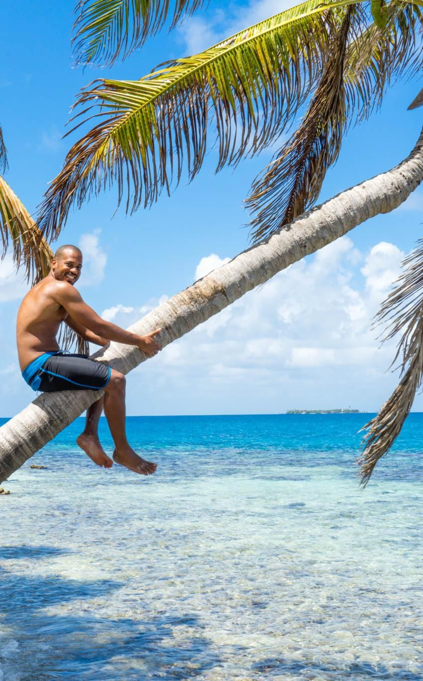 Caribbean travel and life sweepstakes and giveaways