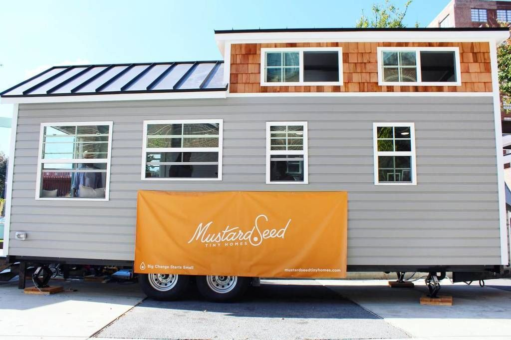 The Sprout 24 Luxury Tiny House Tiny House For Sale