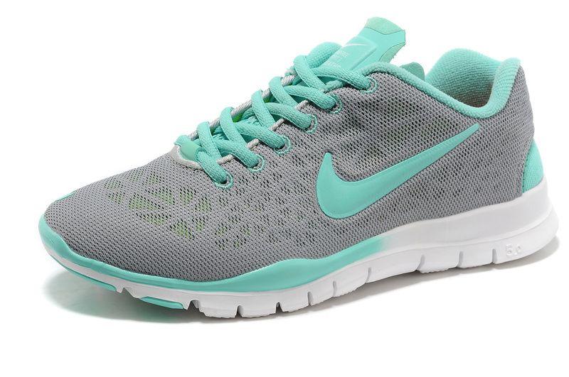 Nike Free Tr Fit 3 Breathe Jade Grey Womens Shoes Comfortable Sneaker