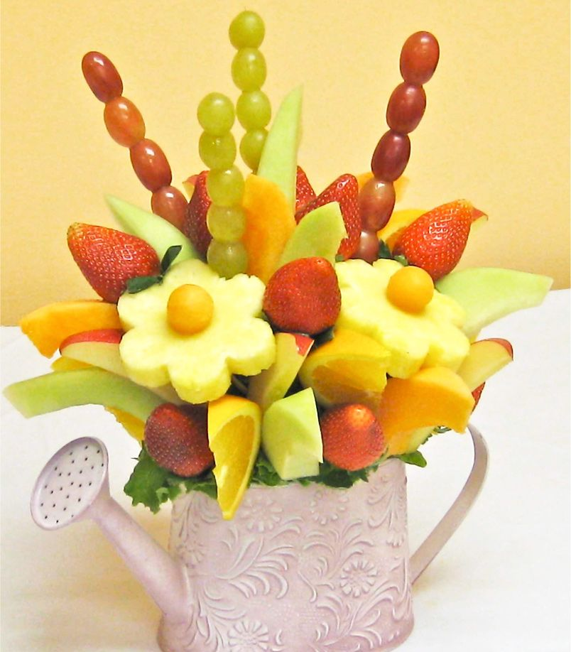 Pin by luz mery yepes on arreglos con flores   Pinterest   Food art ...