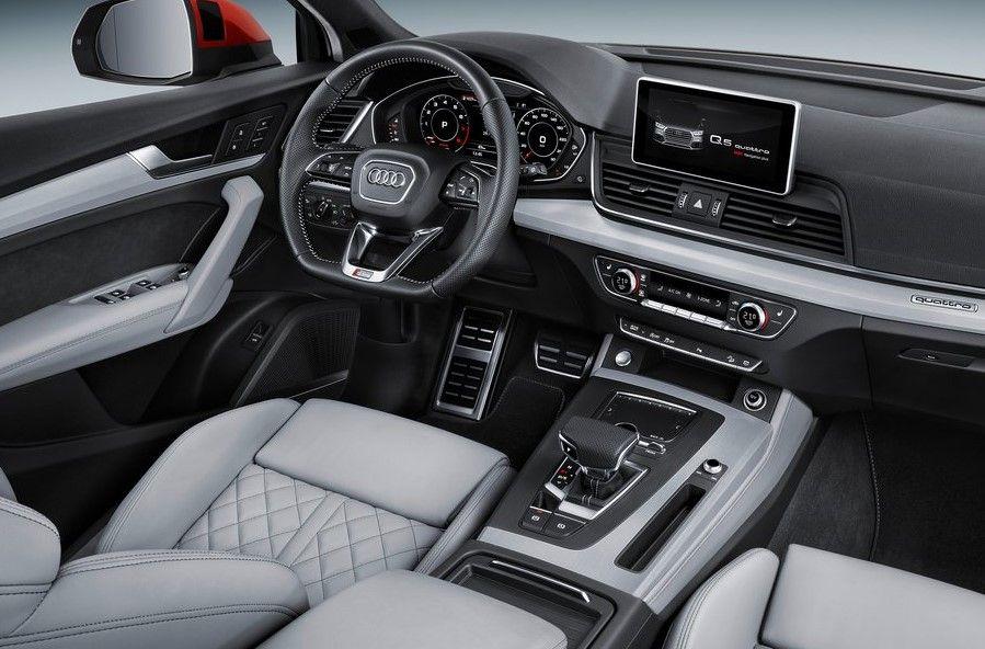 Interior 2020 Audi Q5 Audi Q5 Audi New Suv
