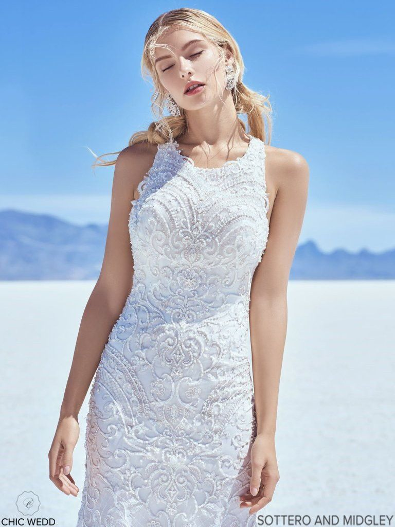 Sottero and midgley bridal wedding dress collection spring
