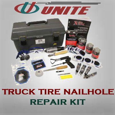Truck Tire Nailhole Repair Kit 899 00 Truck Tyres Tire Repair Repair