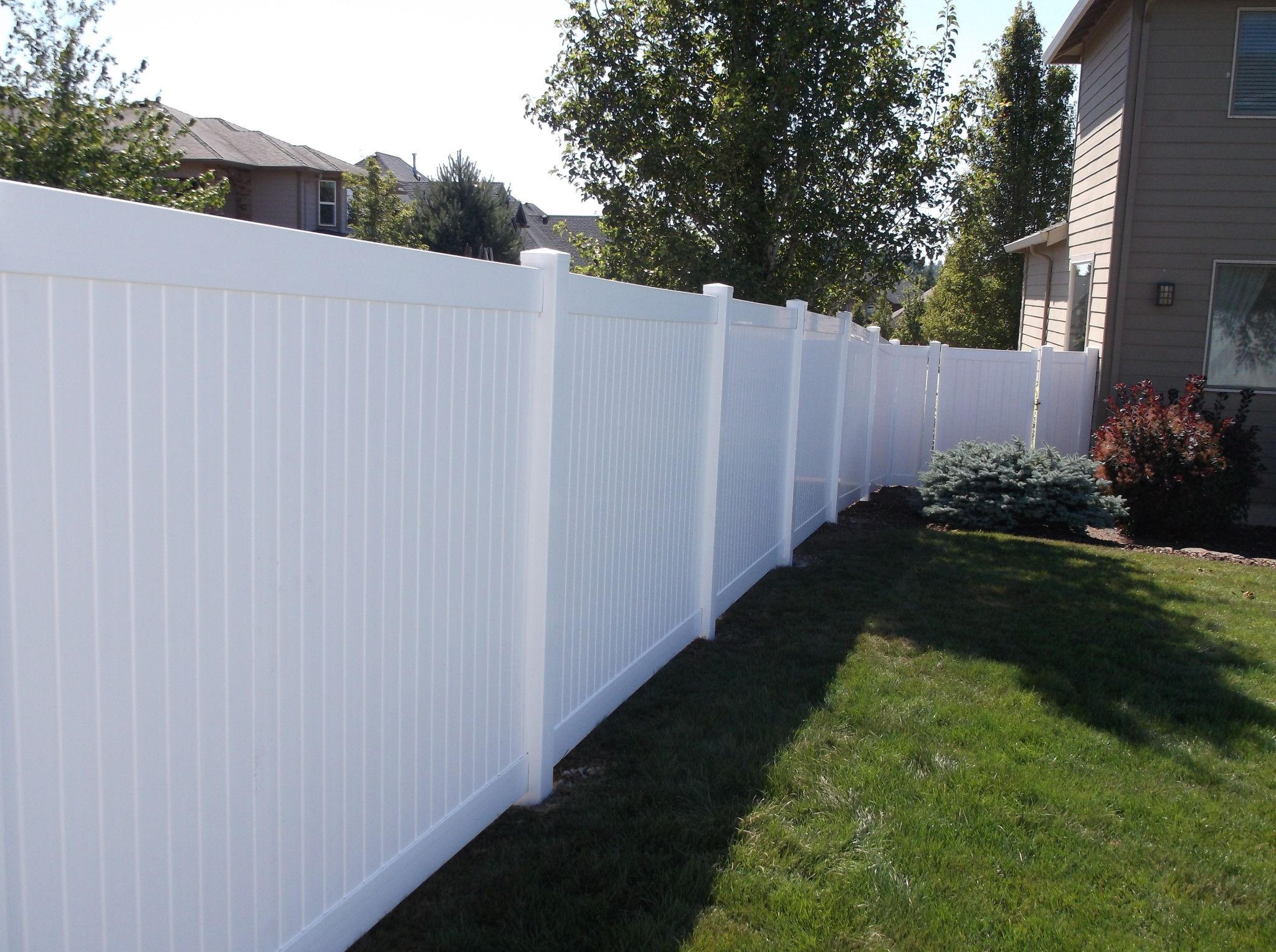 cheap fence panels for sale Cheap PVC & WPC Fence