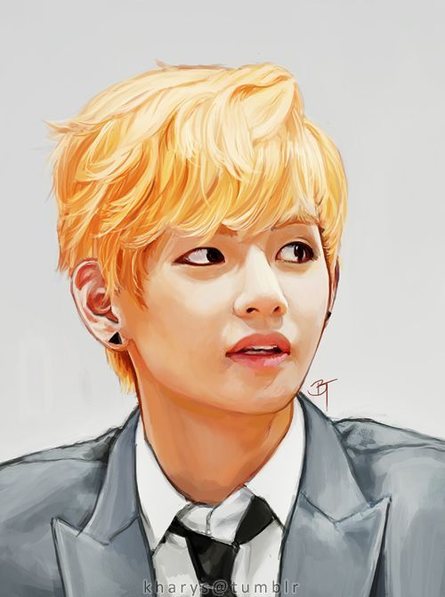 Kpop Drawing For Art Class