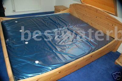 Hard Side Dual Waterbed Mattresses Buy Waterbed Mattress