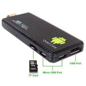 Mini MK809 III Android Quad Core RK3188 Google TV Box 4 2 2 2GB RAM