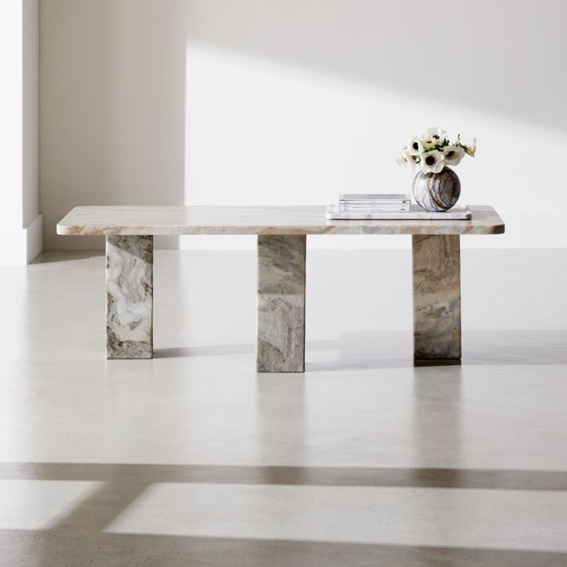 Statement Marble Coffee Table In 2020 Coffee Table Marble