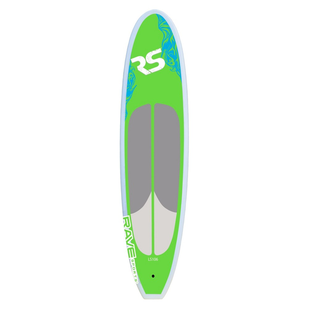 cc55331c5 Rave Sports 10  6 Lake Cruiser Stand Up Paddle Board - Green