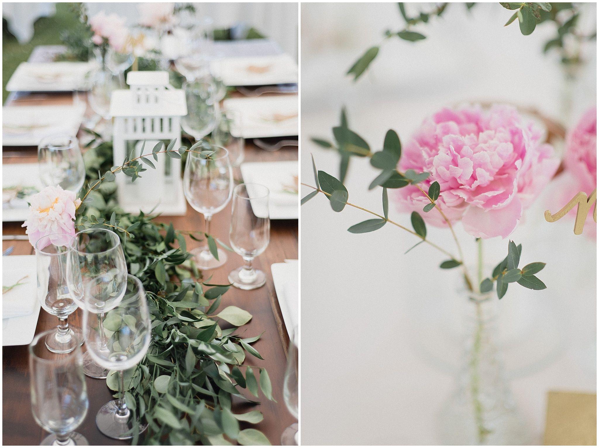 Guelph Farm Wedding: Christine + Dean   Tent wedding, Farming and ...