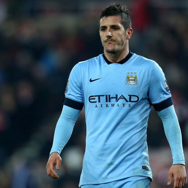 Stevan Jovetic Transfer News: Latest Rumours Surrounding Manchester City Star   Bleacher Report
