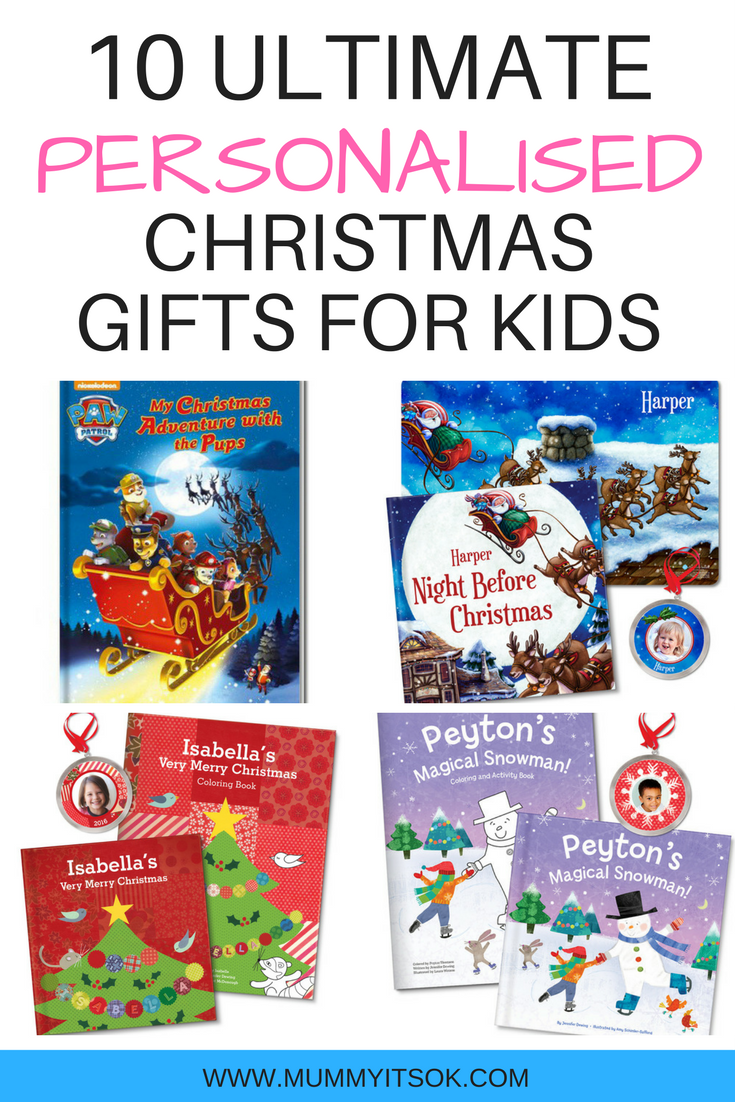 10 Of The Best Personalised Christmas Gifts For Kids | Gifts Ideas ...