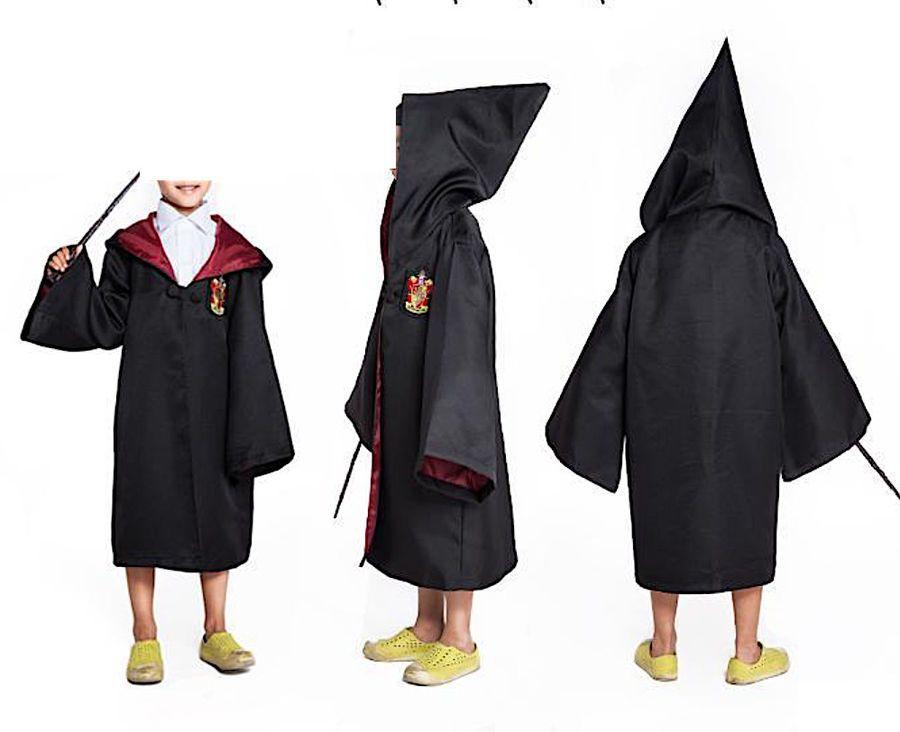 prezzo abbordabile come ottenere tecnologia avanzata Simile Harry Potter Toga Vestito Bambino Carnevale Cosplay ...