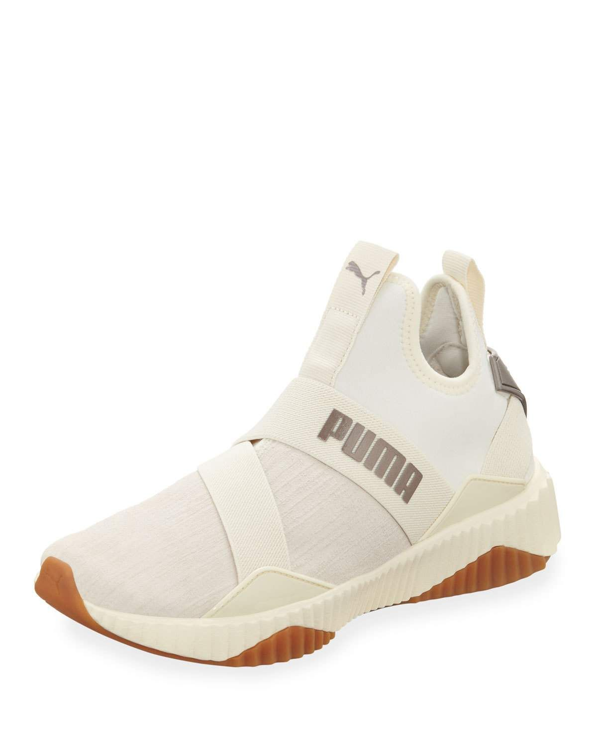 Puma Defy Mid Luxe Chunky Sneakers
