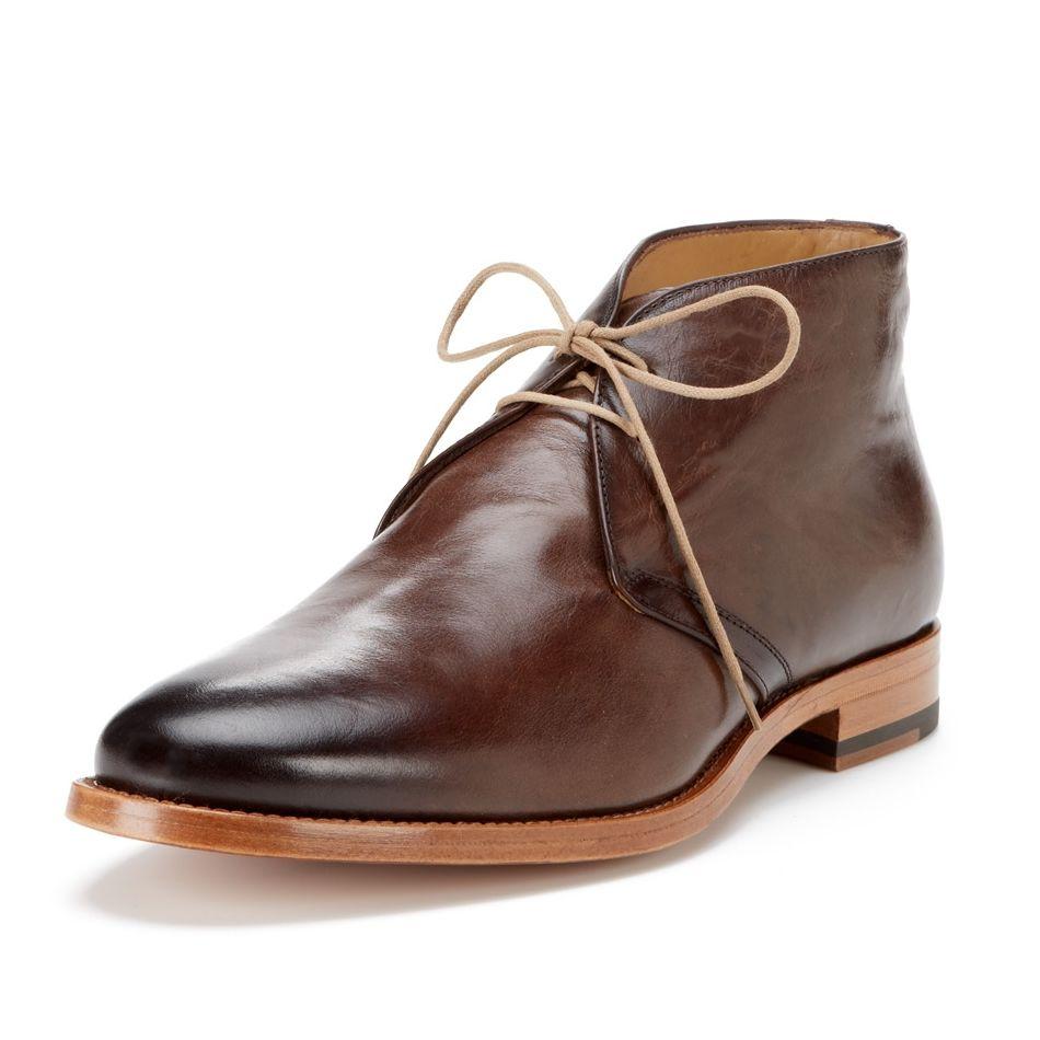 brown antonio maurizi chukka boots from gilt mensfashion