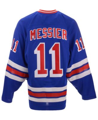 the latest 946ab 6dae9 Mitchell & Ness Men Mark Messier New York Rangers Heroes of ...