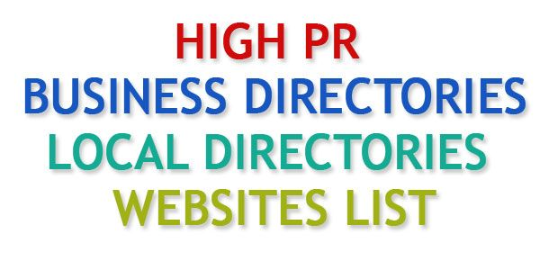 Here We Can Find High PR Free Canadian Local Business