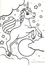 resultado de imagem para lisa frank horse coloring pages