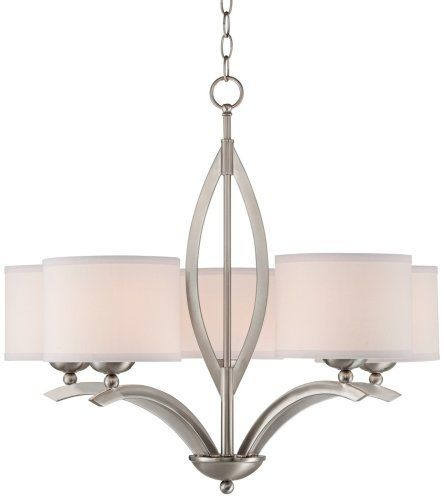 "Ariano 27 1/4""-W 5-Light Chandelier by Possini Euro ... https://www.amazon.com/dp/B007EQVH5K/ref=cm_sw_r_pi_dp_8HrMxbR3EQ21T"