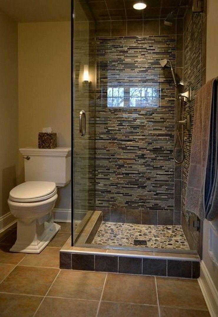 51 stunning shower tile ideas for your bathroom in 2020 on stunning small bathroom design ideas id=78567