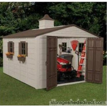 Suncast A01b37c03 Shed Ships Free Storage Sheds Direct In 2020 Outdoor Storage Buildings Plastic Sheds Shed