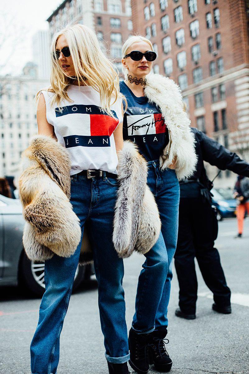 Street style New York Fashion Week, febrero 2016 © Icíar J. Carrasco