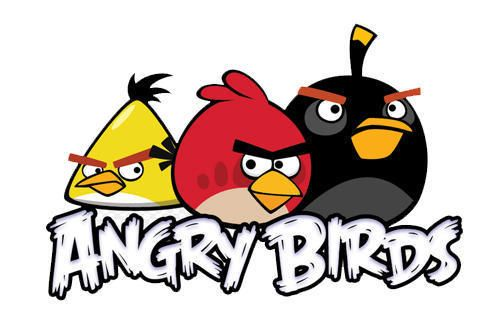 Angry Birds Video game series Logo