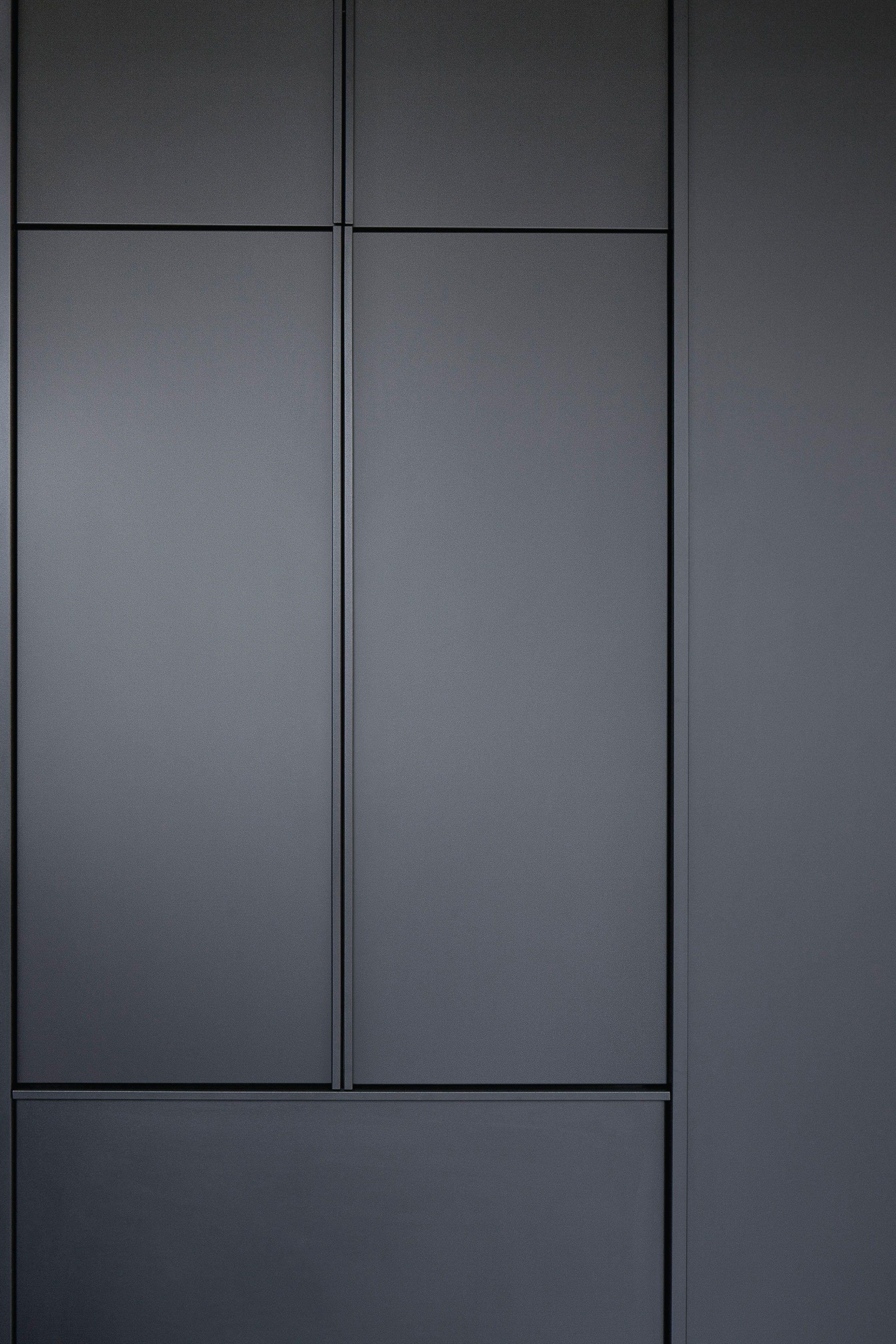 Integrated French Door Fridge