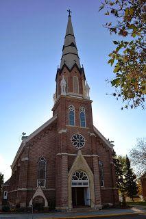 Travelin Man St Felix Parish Wabasha Minnesota Parish Roman Catholic Church Wabasha
