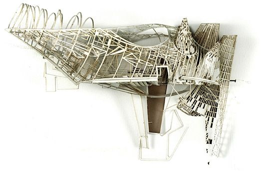 Paper artist saraben studio laser cut paper for Paper for architectural drawings