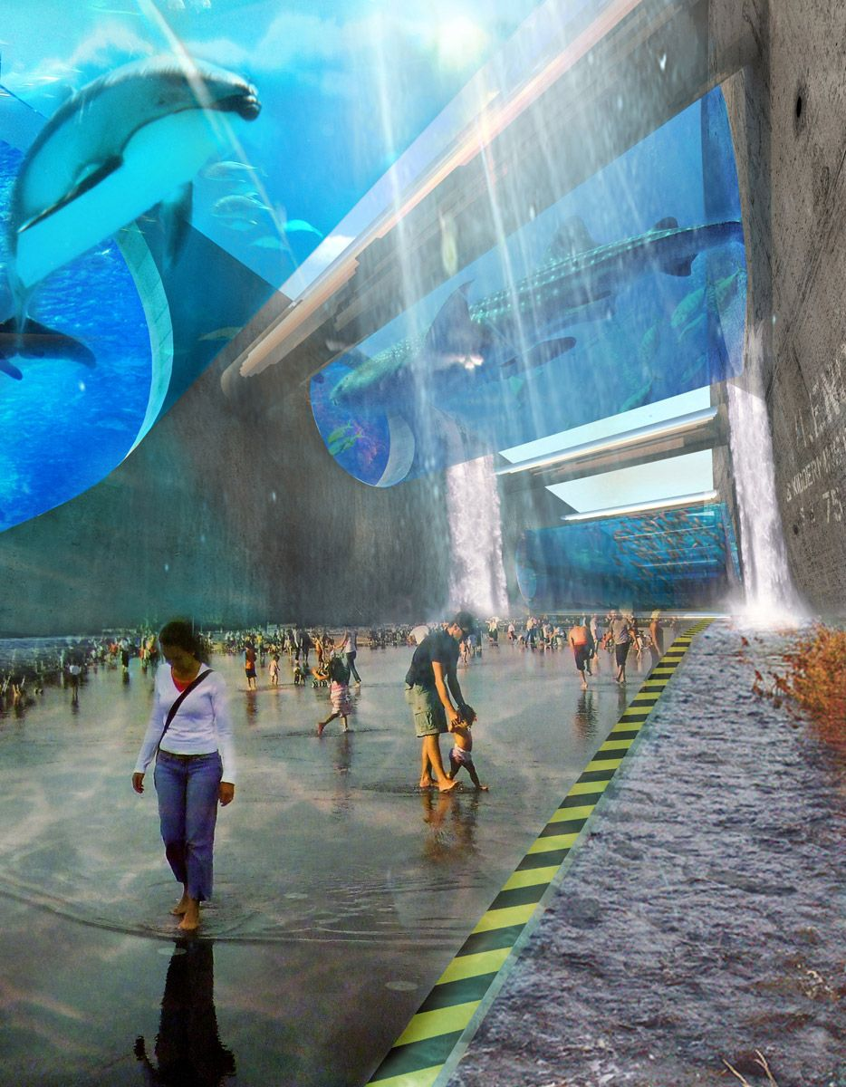 Ideas Competition for the Bering Strait Project Announces Winners