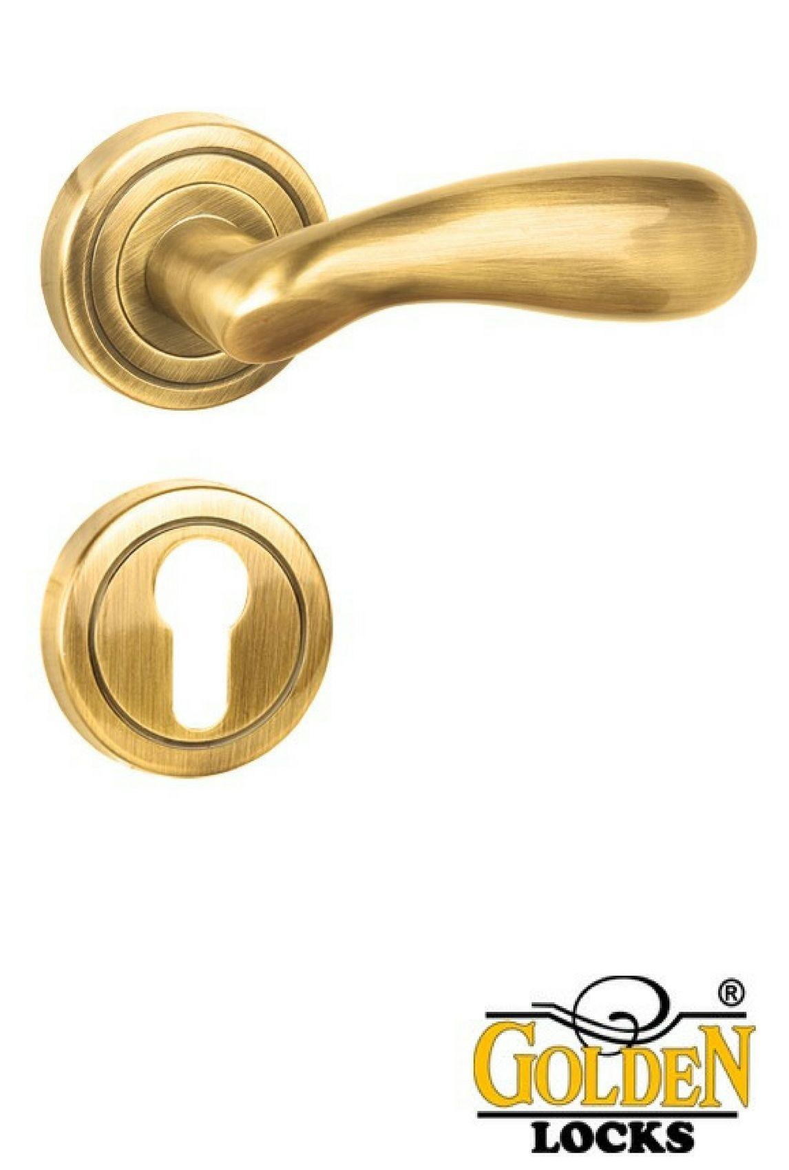 Goldenlocks.com - India - Geneva on Rose -Modern Cont&orary Lever Handles Luxurious Brass Door Handles Customised Antique Brass Lever Handles ...  sc 1 st  Pinterest & Goldenlocks.com - India - Geneva on Rose -Modern Contamporary Lever ...