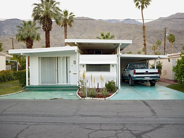 Small Dreams Trailer Parks In Palm Springs A Typology Mobile Home Living Mobile Home Palm Springs