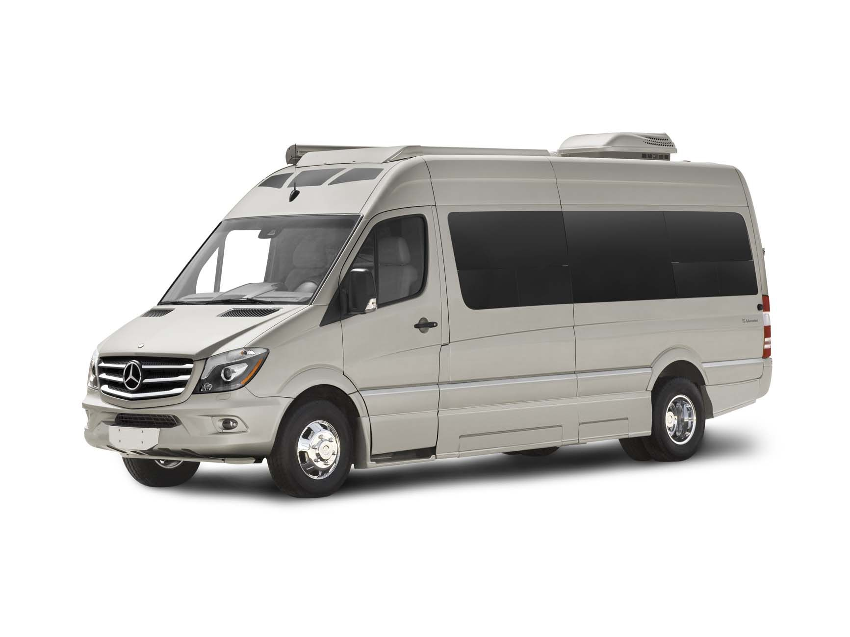 Touring Coaches Used Airstream Mercedes Camper Class B