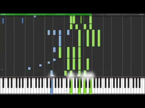 Pirates Of The Caribbean Medley Piano Tutorial Synthesia