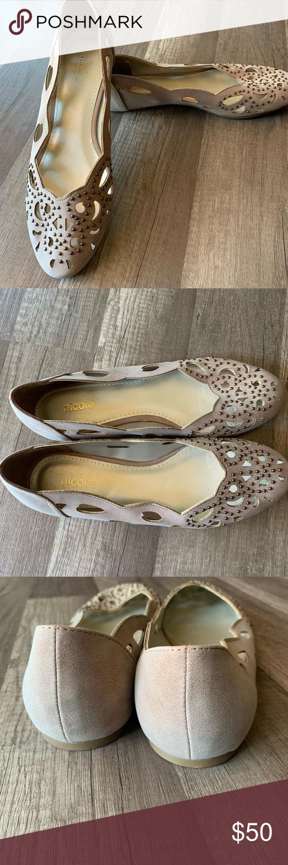 Nicole Flats | Flat shoes women, Flats