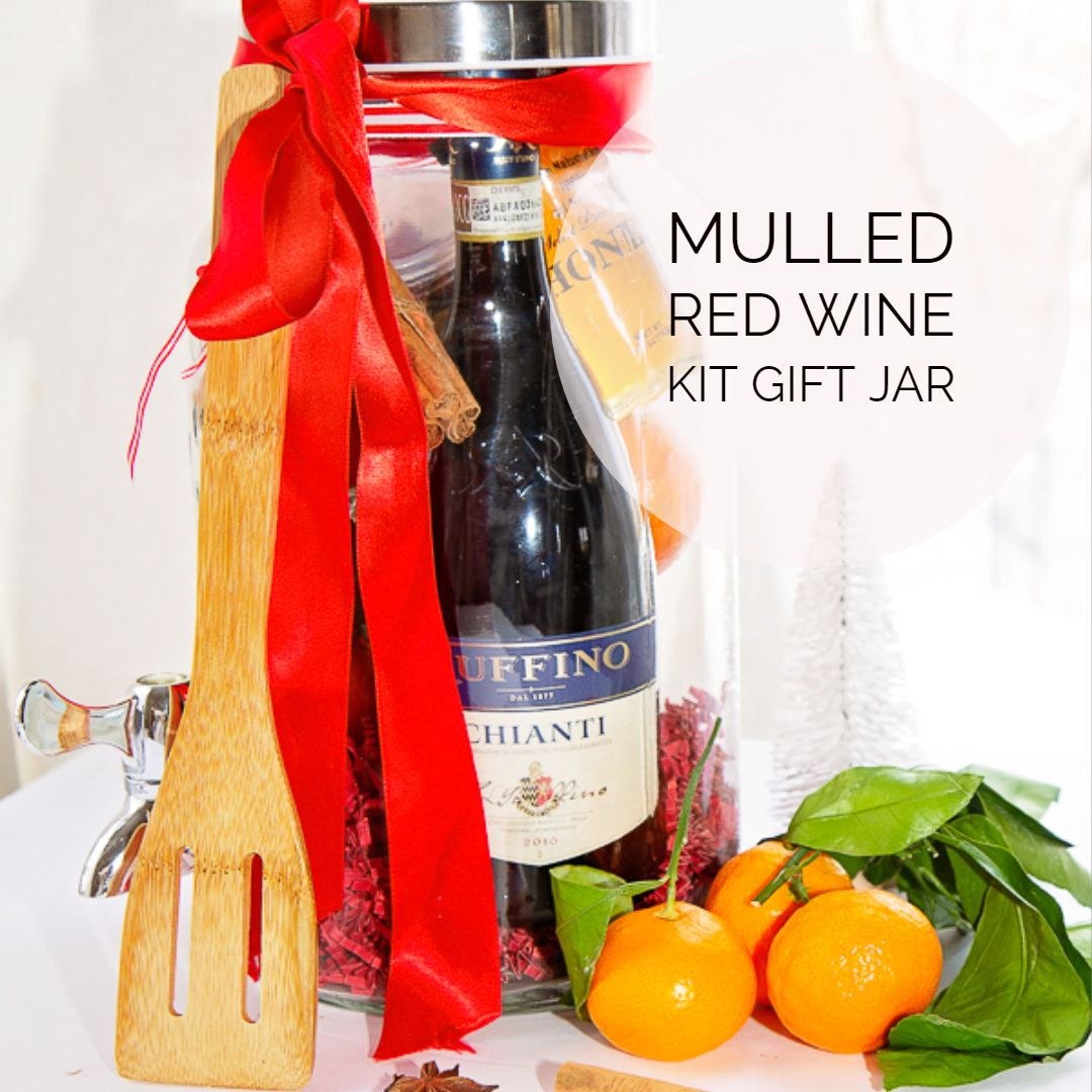 Mulled Red Wine Gift Jar Tiaras Tantrums Red Wine Gifts Wine Gifts Gift Jar