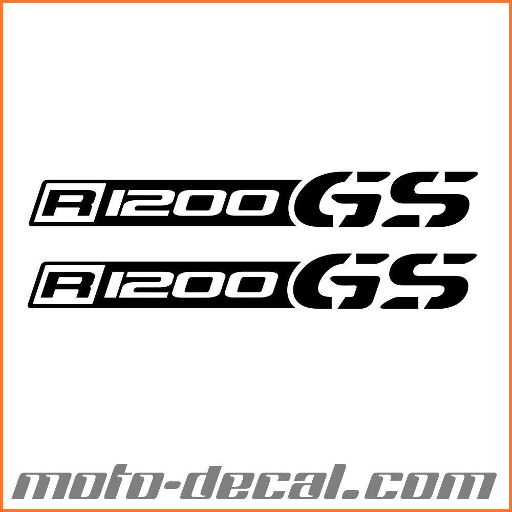 r1200gs beak sticker
