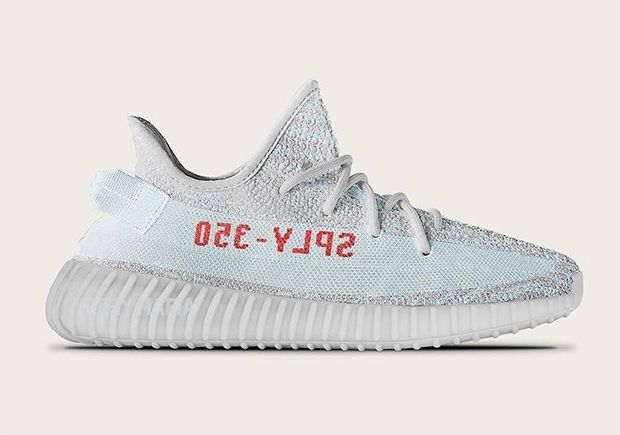 The adidas Yeezy Boost 350 V2 Blue Tint is rumored to release December 2017  according to