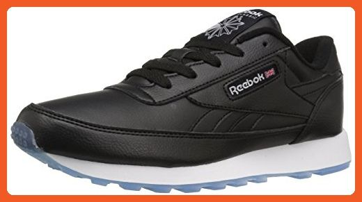 cff5fe2012666 Reebok Women's Cl Renaissance Ice Fashion Sneaker, Black/White/Ice ...