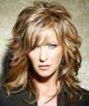 Image Detail For Geous Medium Length Hairstyles For Women Over 50