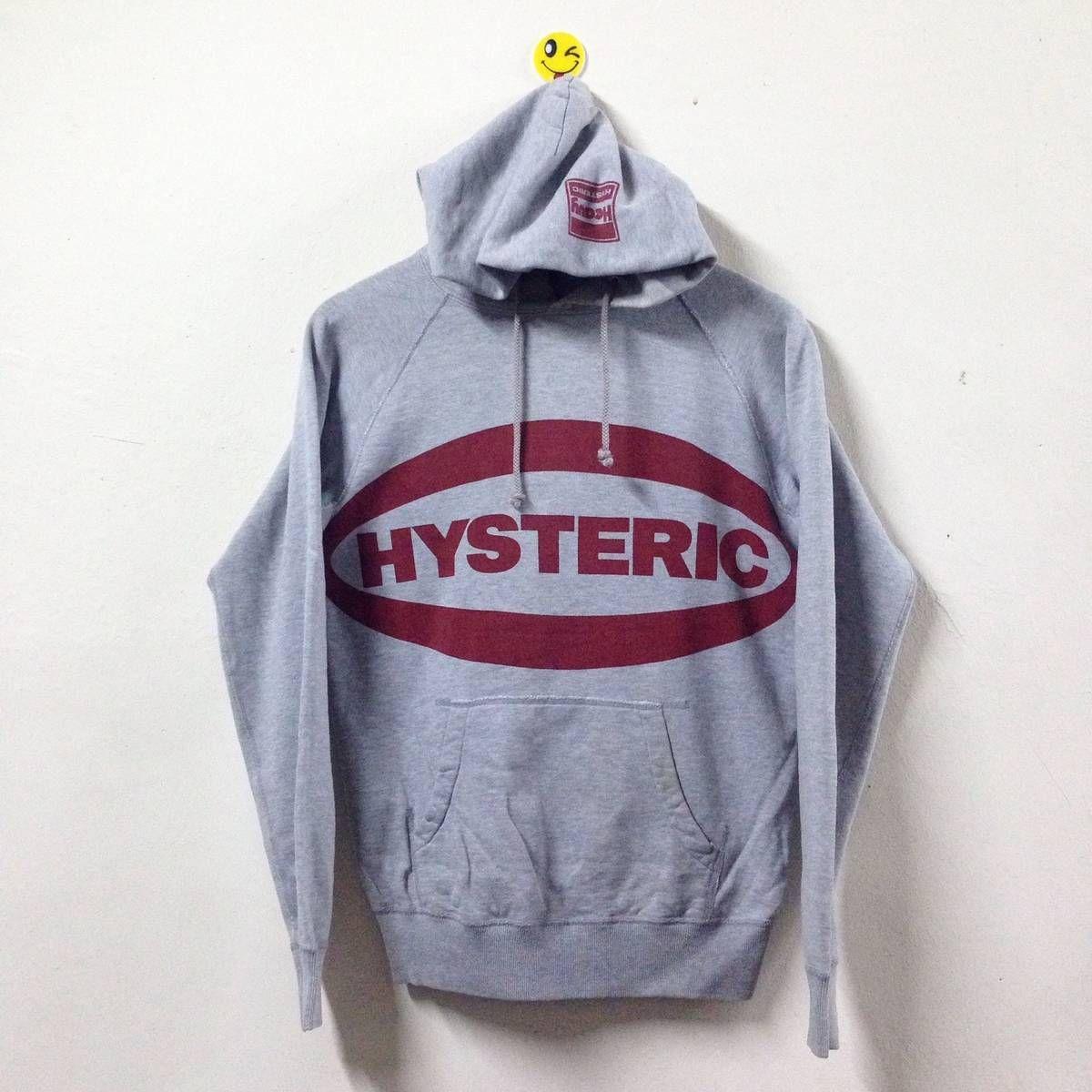 Vintage Hysteric Glamour Yohji Takuya Takahashi Crewneck Sweater tPwtQKu