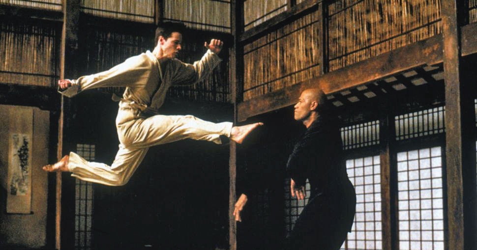 Neo's Stunt Double Chad Stahelski on How The Matrix