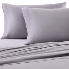 Bed Bath And Beyond Jersey Sheets Simple Beech Tree Cotton Sheets In Grey  Silkiestsoftestsheetsever Inspiration Design