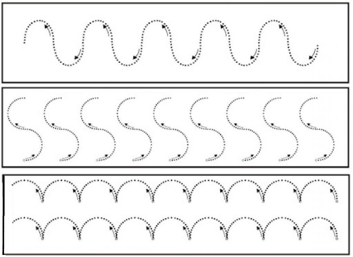 Free Printable Trace Line Worksheet For Kids Preschool And Kindergarten Tracing Worksheets Preschool Free Preschool Worksheets Kindergarten Worksheets