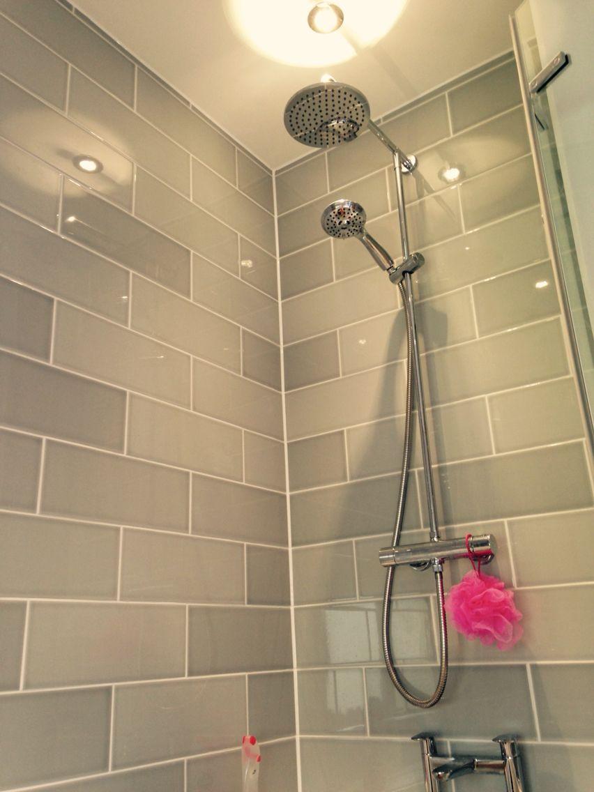 Attingham Mist Bathroom Tiles En Suite Pinterest Bathroom Tiling Topps Tiles And Family