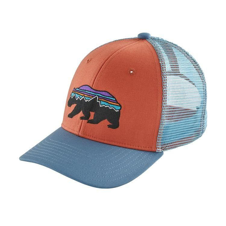 1c99cf33a3f Patagonia kids  trucker hat