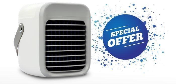 Blaux Portable AC - Small Air Conditioner