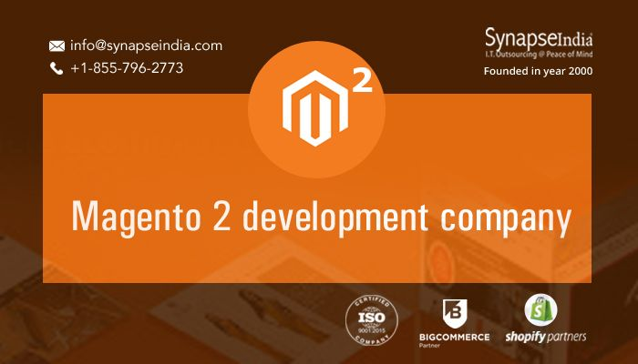 Magento 2 development company for seamless eCommerce